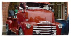 1954 Chevy C3100 Custom Pickup Truck Bath Towel