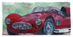 1954 Maserati A6 Gsc Tipo Mm Bath Towel