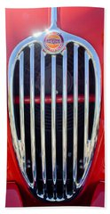 1957 Jaguar Xk140 Mc Fixed Head Coupe Grille Emblem 2 Hand Towel