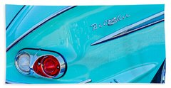 1958 Chevrolet Belair Taillight 2 Hand Towel