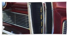 1958 Edsel Pacer Grille 2 Hand Towel