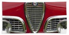 1959 Alfa Romeo Giulietta Sprint Grille Bath Towel