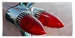 1959 Eldorado Taillights Hand Towel