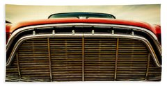 1960 Desoto Fireflite Coupe Grill Hand Towel