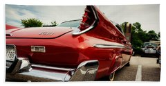 1960 Desoto Fireflite Three Quarter Rear Bath Towel