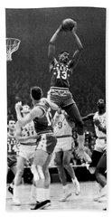 1962 Nba All-star Game Hand Towel