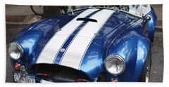 1965 Cobra Shelby Hand Towel