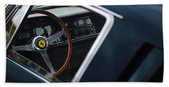 1967 Ferrari 275 Gtb-4 Berlinetta Bath Towel