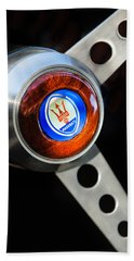 1967 Maserati Ghibli Steering Wheel Bath Towel