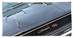 1968 Dodge Charger Bath Towel