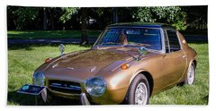 1968 Toyota Sports 800 Bath Towel