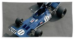 1970 Tyrell-cosworth 001, 3.0 Litre F1 Hand Towel