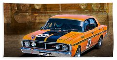 1971 Ford Falcon Xy Gt Bath Towel