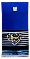 1972 Lancia Fulvia 1.3s S2 Grille Emblem Hand Towel