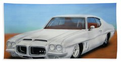 1972 Pontiac Gto Bath Towel