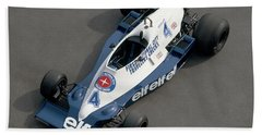 1978 Tyrrell-cosworth 3.0 Litre F1 Hand Towel