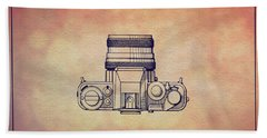 1979 Rollei Camera Patent Art 2 Bath Towel