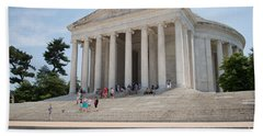 Thomas Jefferson Memorial Bath Towel