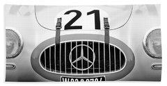 1952 Mercedes-benz W194 Coupe Bath Towel