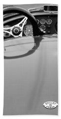 1962 Ac Shelby Cobra Mk I 260 Prototype Bath Towel
