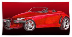 2002 Plymouth Prowler Hand Towel