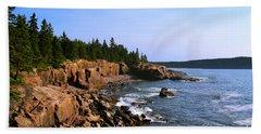 Acadia Coast Bath Towel