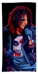 Alice Cooper Bath Towels