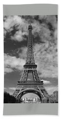 Architectural Standout Bw Hand Towel by Ann Horn