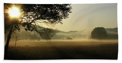 Cades Cove Sunrise II Hand Towel
