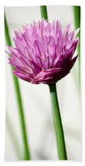 Chives Bath Towel