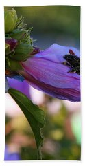 Collecting Pollen Bath Towel by Jennifer Muller