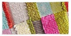 Colorful Textile Hand Towel