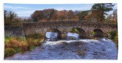 Dartmoor - Postbridge Bath Towel