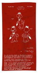 Disney Jose Carioca Bath Towel