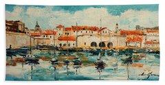 Dubrovnik - Croatia Hand Towel