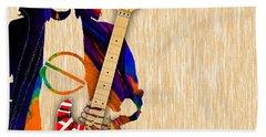 Eddie Van Halen Special Edition Hand Towel