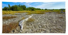 Everglades Coastal Prairies Hand Towel