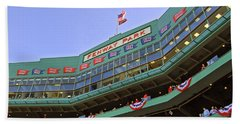 Fenway's 100th Bath Towel by Joann Vitali
