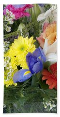 Floral Bouquet 4 Bath Towel