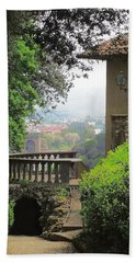 Garden View Bath Towel