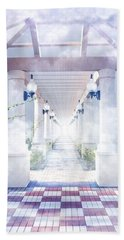 Gateway To Heaven Bath Towel
