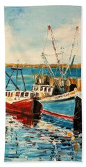 Harbour Impression Hand Towel