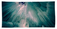 Ice Castle Hand Towel