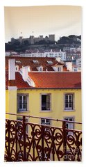 Lisbon View Bath Towel