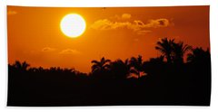 Marco Island Sunset Bath Towel
