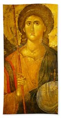 Michael The Archangel Bath Towel