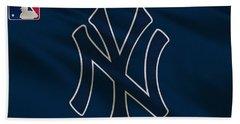 New York Yankees Uniform Hand Towel