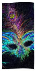New Orleans Intrigue Hand Towel