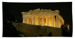 Parthenon Bath Towel