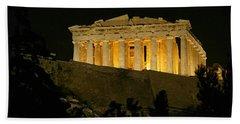 Parthenon Hand Towel
